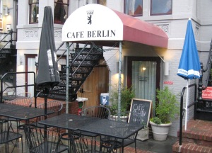 Cafe Berlin, DC